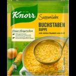 Knorr Suppenliebe Buchstaben Suppe 3 Teller