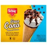 Schär Gran Cono Panna & Cacao Gluten Free 420g
