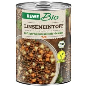 REWE Bio Linseneintopf vegetarisch 400ml