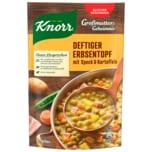 Knorr Eintopf Großmutters Geheimnis Deftiger Erbsentopf 2 Teller