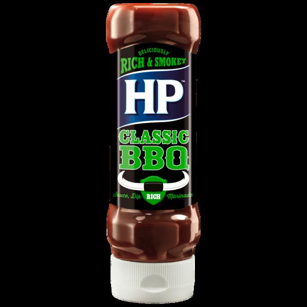 HP Classic BBQ Sauce 400ml
