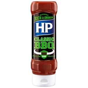 HP Original Woodsmoke BBQ-Sauce 465g