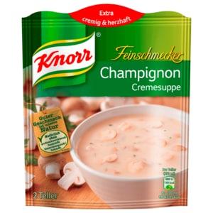 Knorr Feinschmecker Champignon-Cremesuppe 500ml