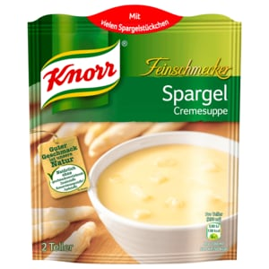 Knorr Feinschmecker Spargelcremesuppe 500ml