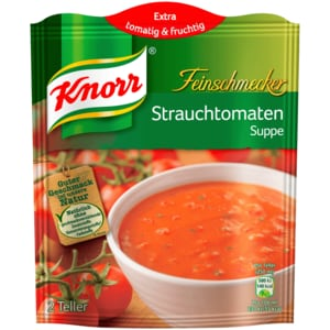 Knorr Feinschmecker Strauchtomaten-Suppe 500ml