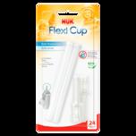 Nuk Flexi Cup Soft-Trinkhalme 2 Stück