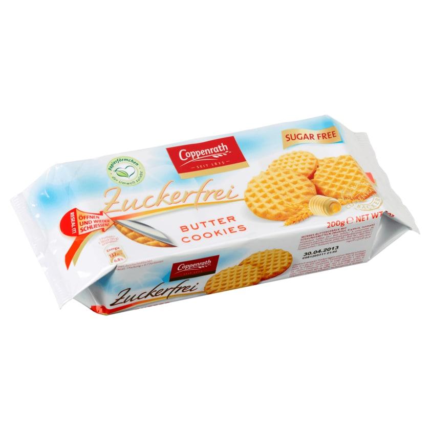 Coppenrath Butter Cookies Zuckerfrei 200g