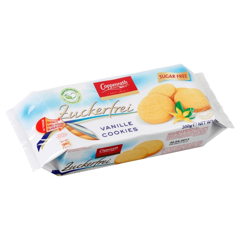 Coppenrath Vanille Cookies Zuckerfrei 200g