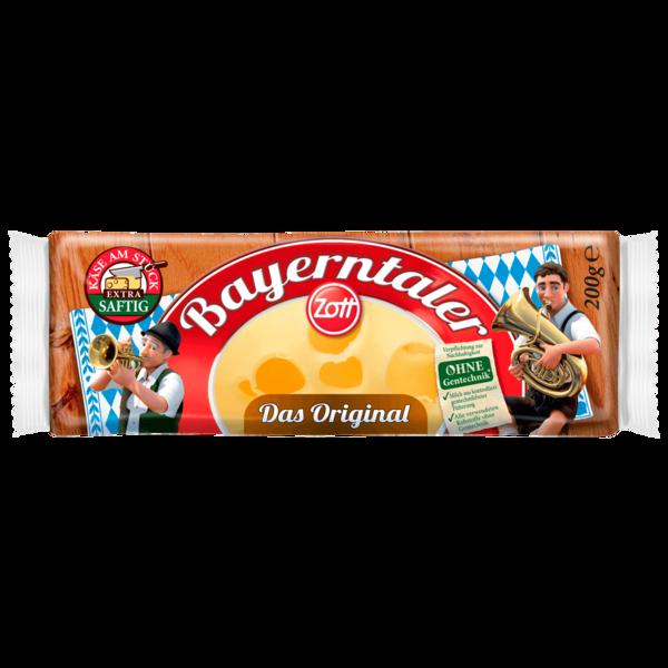 Zott Bayerntaler Original 200g