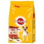 Pedigree Adult Mini 5 Sorten Fleisch 1,5kg