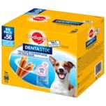 Pedigree Hundesnack Dentastix tägliche Zahnpflege für mittlere Hunde 56 Stück
