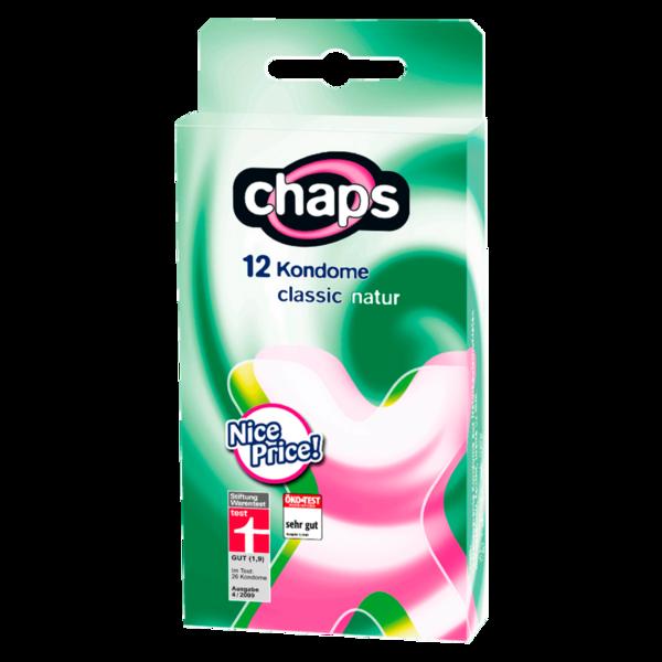 Chaps Kondome Classic Natur 12 Stück