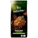 Biozentrale Bio Bratlinge Gemüse 300g