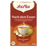 Yogi Tea Kräuterteemischung Bio Nach dem Essen 30,6g, 17 Beutel