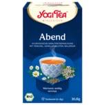 Yogi Tea Abend-Tee Bio 30,6g, 17 Beutel