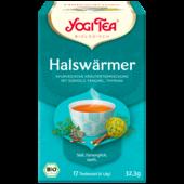 Yogi Tea Halswärmer Tee Bio 30,6g, 17 Beutel