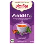 Yogi Tea Wohlfühl-Tee Bio 30,6g, 17 Beutel