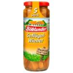 Böklunder Geflügel-Wiener 475g