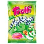 Trolli Gummibonbon Apfelringe 200g