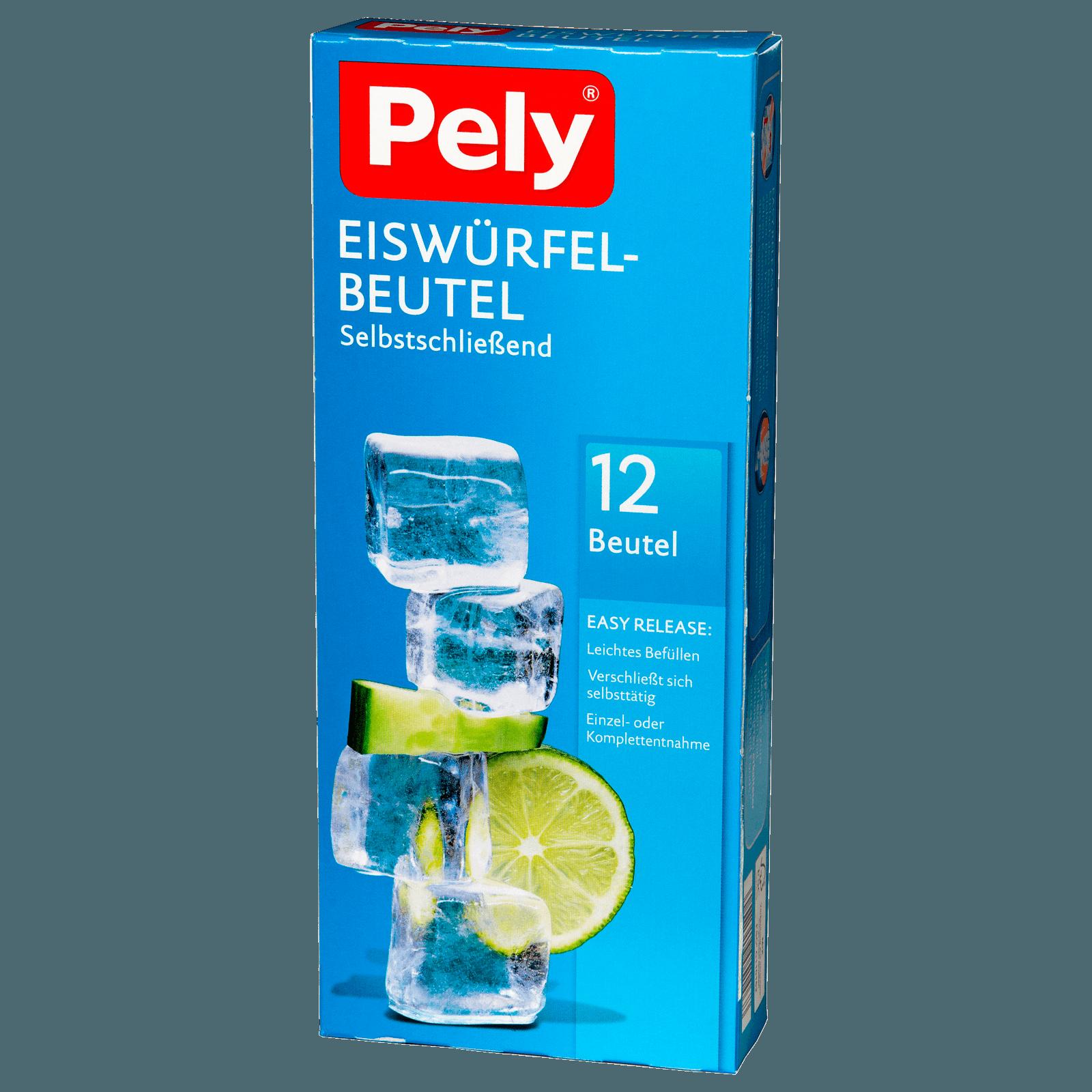 Pely Eiswürfel-Beutel 12 Stück
