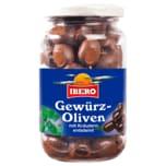 Ibero Schwarze Gewürzoliven entsteint 170g
