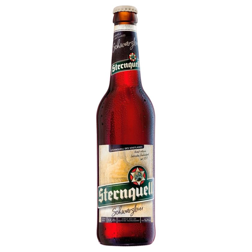 Sternquell Schwarzbier 0,5l