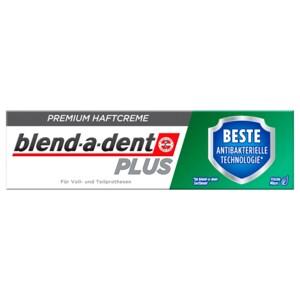 Blend-a-dent Plus Duo Schutz Premium-Haftcreme 40g