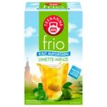 Teekanne frio Limette-Minze 45g, 18 Beutel
