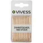 Vivess Zahnstocher 500 Stück