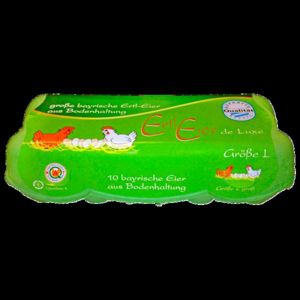 Ertl Eier Bodenhaltung 10 Stück