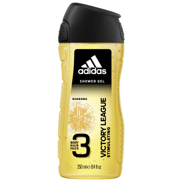 Adidas Victory League 2in1 Shower-Gel 250ml