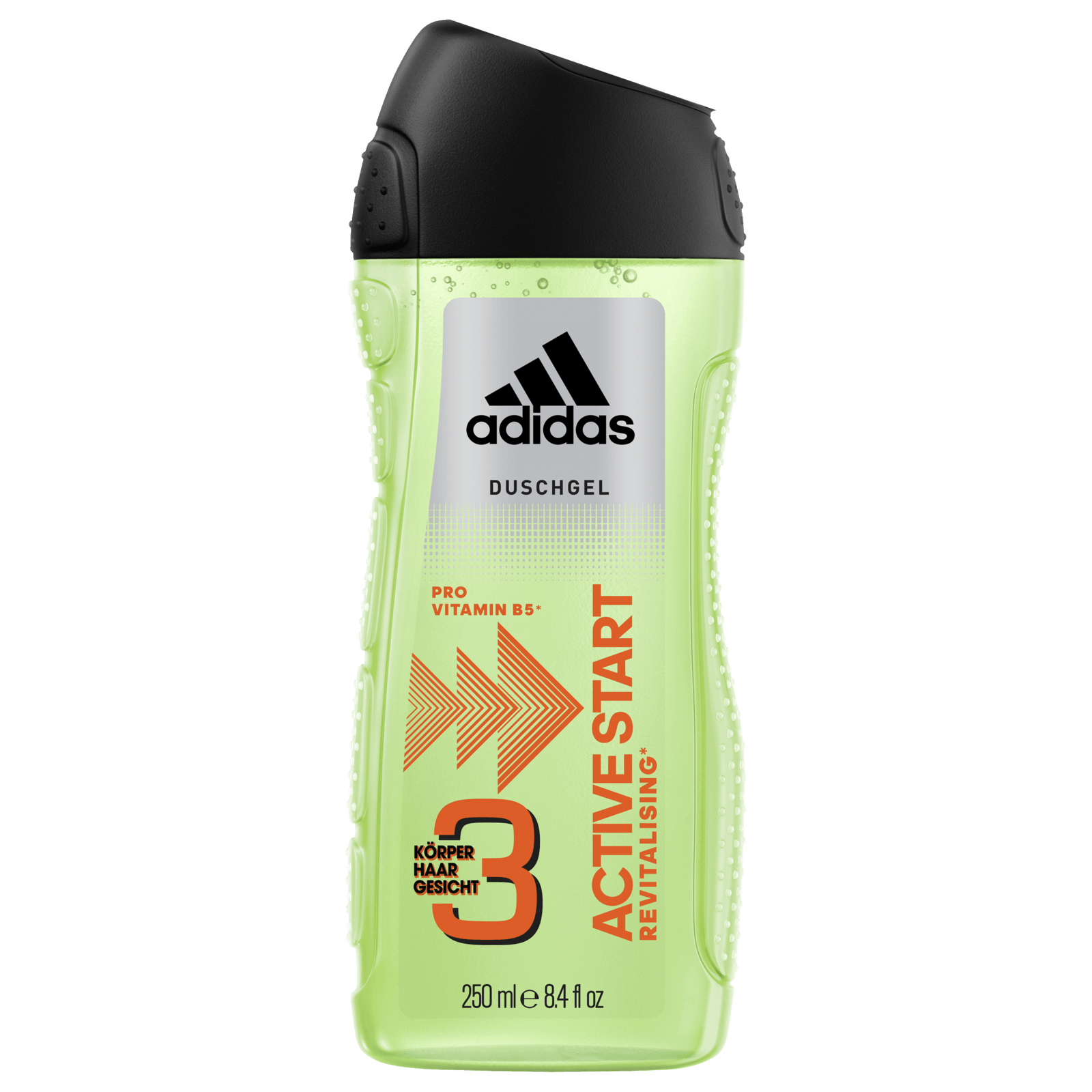 Adidas Men Active Start 3in1 Shower-Gel 250ml