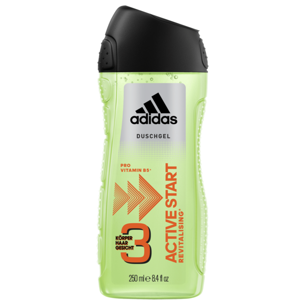 Adidas Men Duschgel Active Start 3in1 250ml