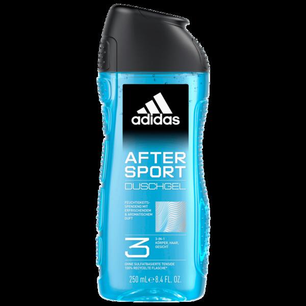Adidas Men After Sport 3in1 Shower-Gel 250ml