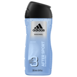 Adidas Men After Sport 3in1 Shower-Gel 250ml