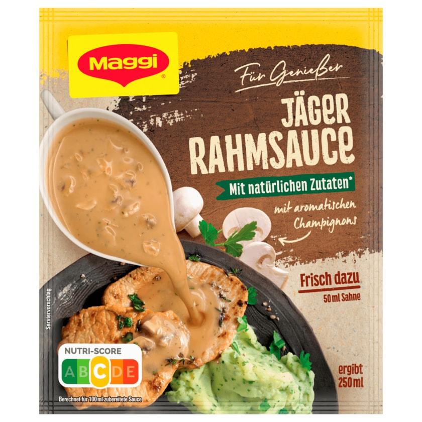 Maggi Für Genießer Jäger-Rahmsauce 250ml