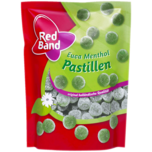 Red Band Euca-Menthol-Pastillen 200g