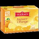 Teehaus Ingwer-Orange 60g