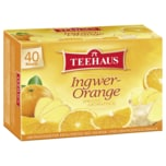 Teehaus Ingwer-Orange 60g