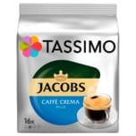 Tassimo Kaffeekapseln Jacobs Caffè Crema mild 89,6g, 16 Kapseln