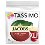 Tassimo Kaffeekapseln Jacobs Caffè Crema classico 132,8g, 16 Kapseln
