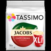 Tassimo Jacobs Caffè Crema Classico XL 132g, 16 Kapseln