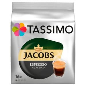 Jacobs Tassimo Espresso 118,4g, 16 Stück