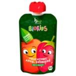 Bio Zentrale BioKids Fruchtmus Apfel-Erdbeere 90g