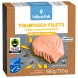 Followfish Thunfischfilets in Bio-Sonnenblumenöl 130g