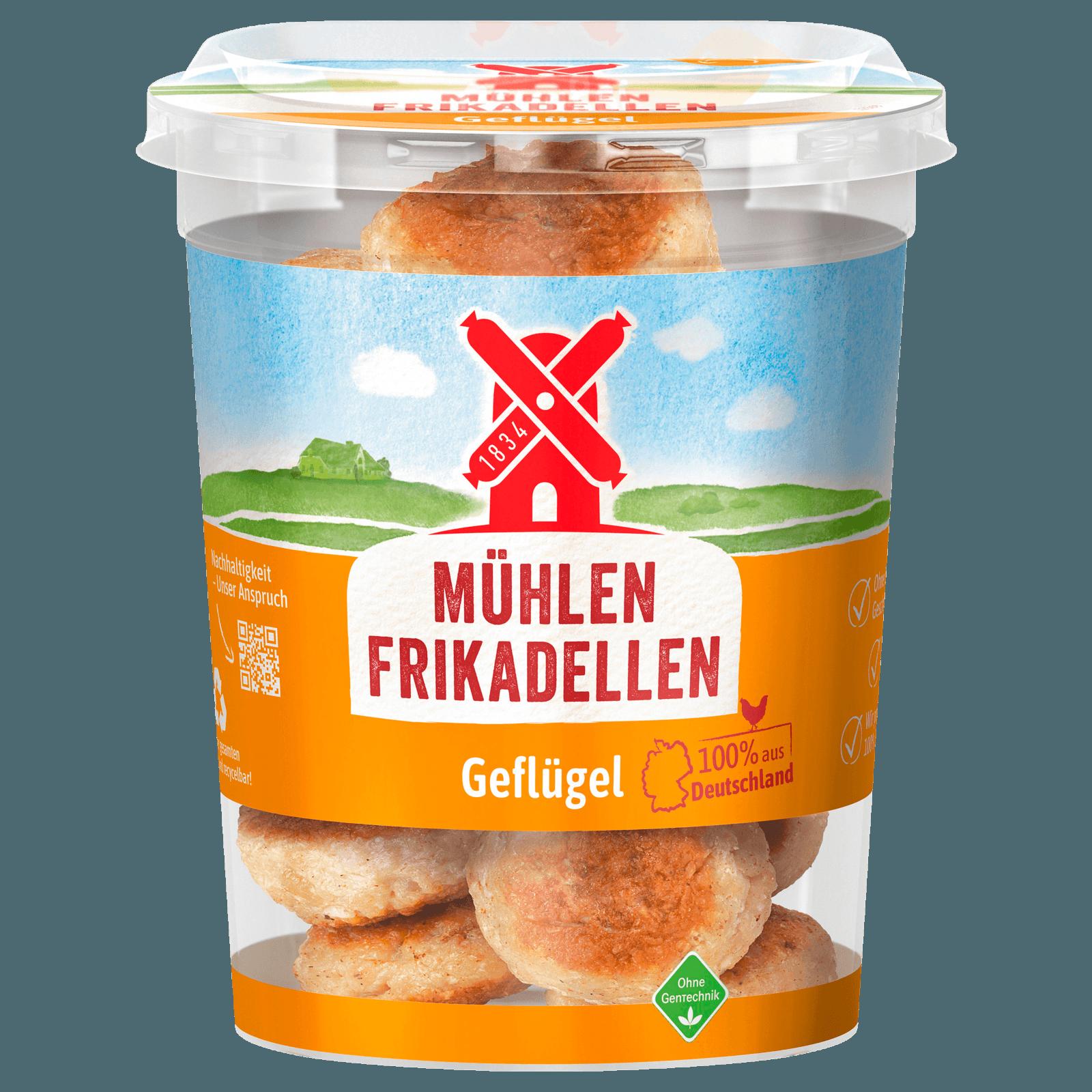 Rügenwalder Mühle Mühlen-Frikadellen Geflügel 165g
