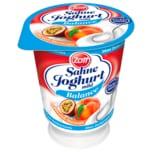 Zott Sahnejoghurt Balance Pfirsich-Maracuja 150g