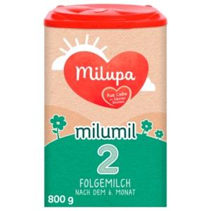 Milupa Milumil 2 Folgemilch, nach dem 6. Monat 800g