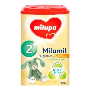 Milupa Milumil 2 Vanille 800g