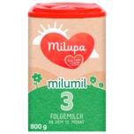 Milupa Milumil 3 Folgemilch, ab dem 10. Monat 800g